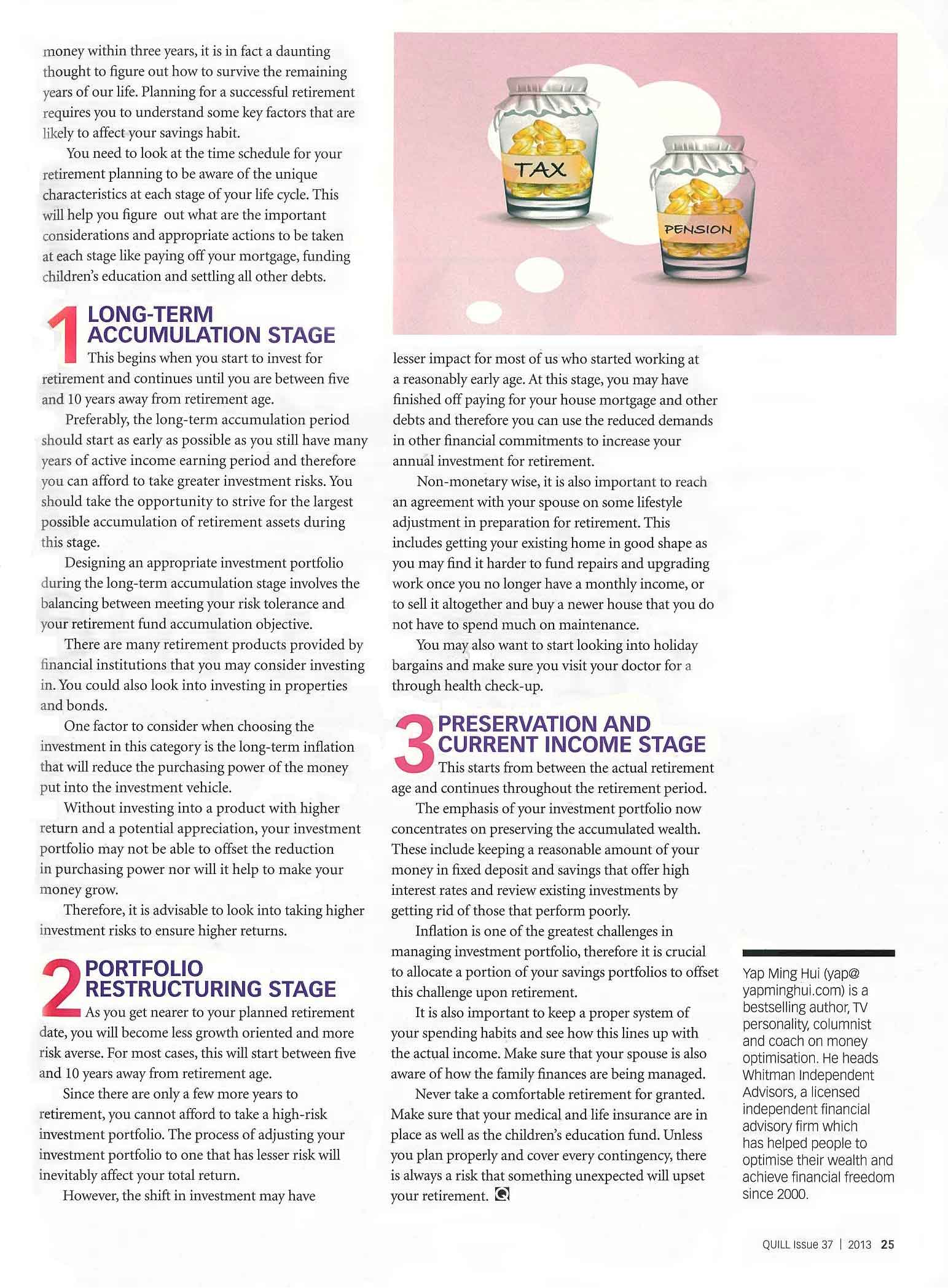 Start Saving for Retirement Now_part 2 - 01 Apr 2013