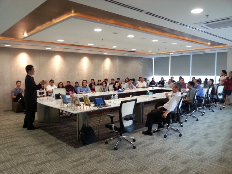 Workplace Financial Education (WFE) Programme